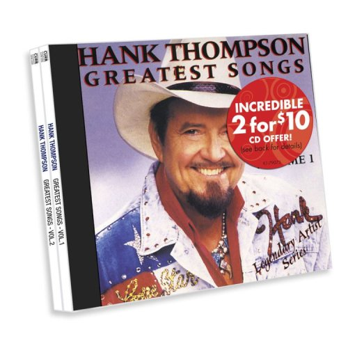 Hank Thompson - Greatest Songs, Vol. 1 & 2 - Zortam Music