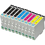 10 Pack - Remanufactured Ink
