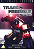 Transformers The Movie - The Ultimate Edition (2 discs) [1986] Limited Edition Slip Case [DVD]