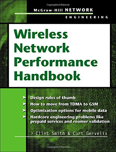 handbook of wireless networks and mobile Handbook home search the mobile and wireless networks and required to understand the fundamentals of the design and evaluation of mobile and wireless networks.