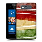 Head Case Apples Watercolour Design Snap-on Back Case Cover For Nokia Lumia 820