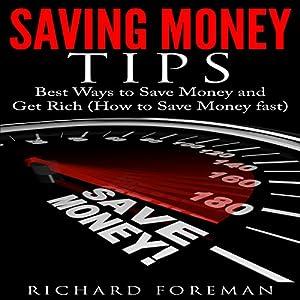 Saving Money Tips Audiobook