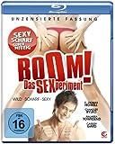 BOOM! - Das Sexperiment (Unzensierte Fassung) [Blu-ray]