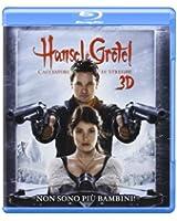 Hansel & Gretel - Cacciatori Di Streghe (3D) (Blu-Ray+Blu-Ray 3D)