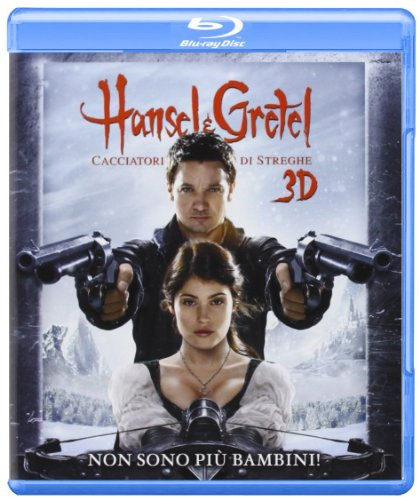 Hansel & Gretel - Cacciatori di streghe(3D+2D) [Blu-ray] [IT Import]