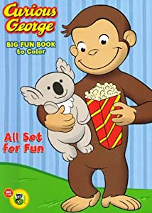 curious george coloring pages games - photo#33