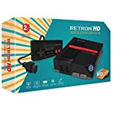 Hyperkin RetroN 1 HD Gaming Console for NES (Black) (Color: Black)