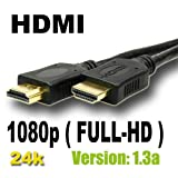 echange, troc Câble HDMI V1.3 plaqués Or,Cable 2 x hdmi 19pins. Full HD,Full 1080P, HDTV Plasma, LCD,PS3, XBOX 360,dvd Player Cable Hdmi (