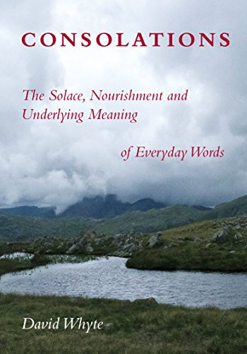 Consolations: The Solace, Nourishment and Underlying Meaning of Everyday Words, by David Whyte