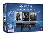 PlayStation 4: Console + The Order + Bloodborne + The Last Of Us [Bundle Limited]