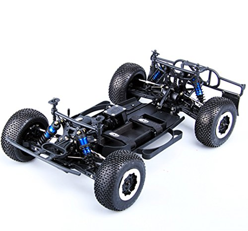 Losi TEN-SCTE1.0 ® 1/10 RC 4WD Short Course 80% Assemble Electrical Truck Roller,Get Funshobby Decal (Losi Truck Parts compare prices)