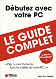 echange, troc Jean-Paul Mesters - Débutez avec votre PC