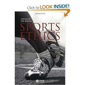 Sports Ethics: An Anthology Jan Boxill
