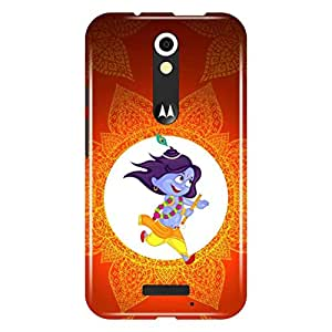 a AND b Designer Printed Back Case / Back Cover For Motorola Moto X Force (Moto_XF_3D_1644)