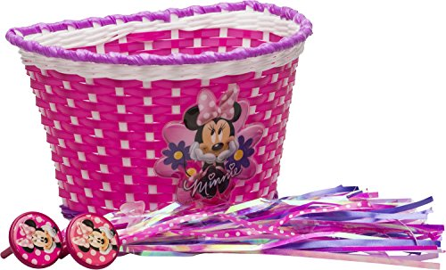 Bell Minnie Mouse Basket/Streamer Custom (Bell And Streamers compare prices)