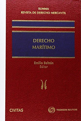 Summa Revista de Derecho Mercantil. Derecho Marítimo (Nuevos Clásicos)