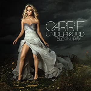 Blown Away Carrie Underwood Album on CD