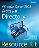 img - for Windows Server 2008 Active Directory Resource Kit PAP/CDR edition by Riemer, Stan, Kezema, Conan, Mulcare, Mike, Wright, Byron, M (2008) Paperback book / textbook / text book