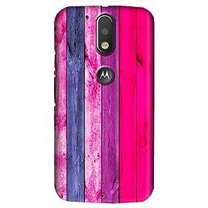 EpicShell Back Cover For Motorola Moto G4 Plus (4th Gen)