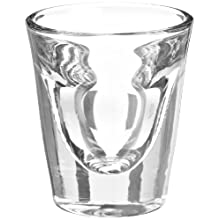 Anchor Hocking 3667EU 2 Inch Diameter x 2-1/4 Inch Height, 7/8-Ounce Whiskey Glass (Case of 72)
