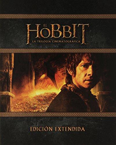 Trilogía Hobbit - Edición Extendida [Blu-ray]