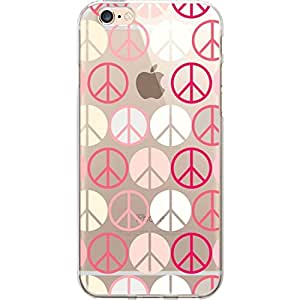 Centon Electronics Cell Phone Case for iPhone 6 - Retail Packaging - Pink Peace