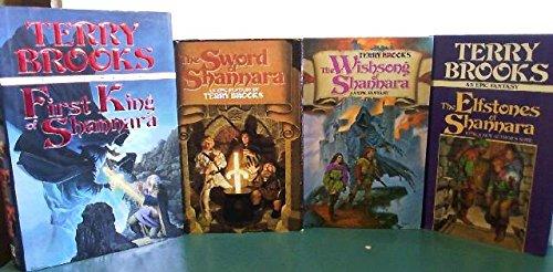 Sword-of-Shannara-Trilogy-Prequel-4-Book-set-Hardcover-First-King-of-Shannara-Sword-of-Shannara-Wishsong-of-Shannara-and-Elfstones-of-Shannara