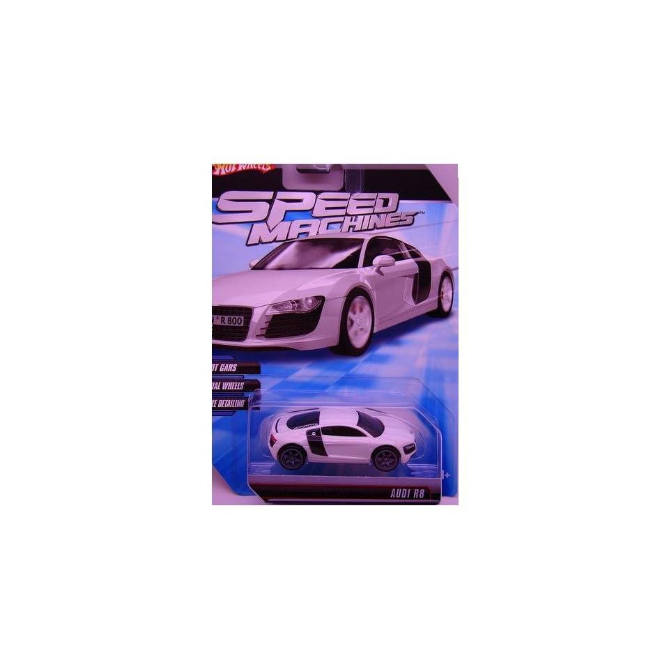 Hot Wheels Audi R8 Black die cast 164 scale
