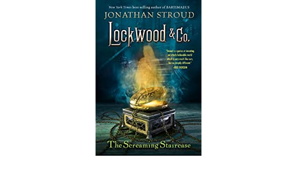 Buy Lockwood & Co. The Screaming Staircase Book Online at Low ...