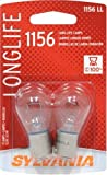 Sylvania 1156LLBP Miniature Incandescent Long Life Lamp