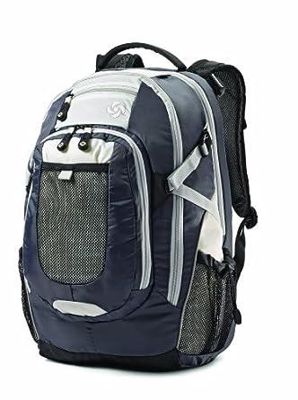 (5星)新秀丽 Samsonite Mini Senior 日常双肩背包 电脑包灰色 $42.04