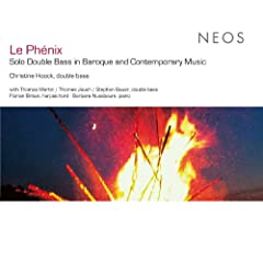 Le Phenix: Solo Double Bass in Baroque and Contemporary Music