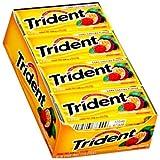 Trident Passionberry Twist Sugarless Gum with Xylitol - 12 x 18 stick packs = 216 sticks of sugar free gum
