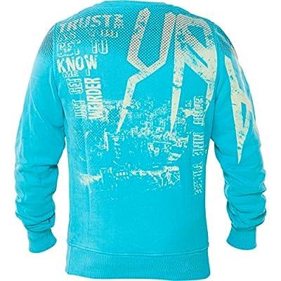 Yakuza Sweatshirt PB-429 Blau