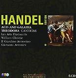 Handel: Acis And Galatea, Theodora, Cantatas