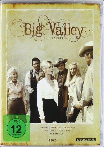 Big Valley - 4. Staffel [7 DVDs]