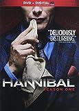 Hannibal: Season 1 [DVD + Digital]