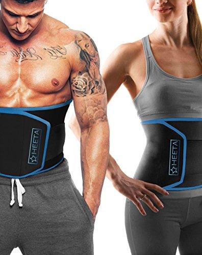 heeta-slim-belt-targets-fat-around-waist-belly-stomach-slimmer-sauna-belt-sports-girdle-one-size-fit