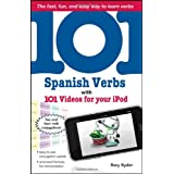 101 Spanish Verbs with 101 Videos for Your iPod (101... Language Series)by Rory Ryder