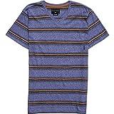 ビラボン Billabong Lowdown Crew - Short-Sleeve - Men's Blue アウトドア メンズ 男性用 クルーシャツ Crew Shirts 並行輸入