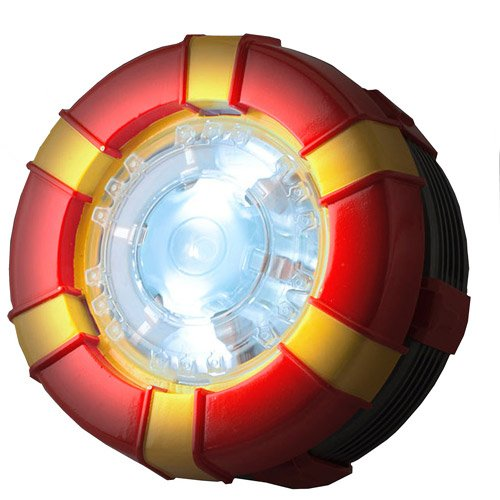 Science Iron Man Arc Reactor Lab Connect Electrical Chips