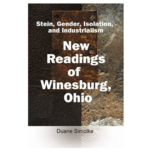 winesburg ohio thesis How can a story be about hands, but also about so many other things sherwood anderson's 'hands,' which is one vignette among many in his book ''winesburg, ohio.
