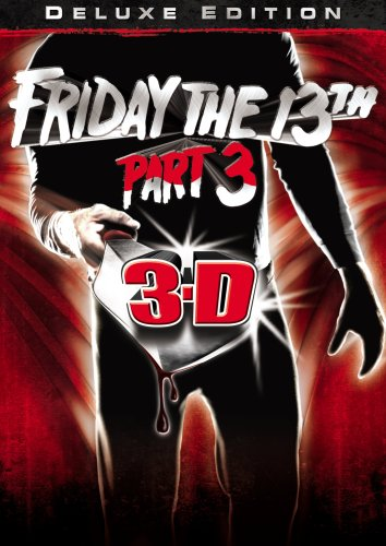 Friday the 13th Part 3 [DVD] [Region 1] [US Import] [NTSC]