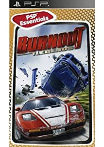 Burnout legends - essentials
