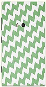 Dazzling multicolor printed protective REBEL mobile back cover for Nokia Lumia 920 D.No.N-T-4620-N920