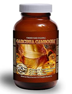 Garcinia Cambogia Extract - 1500mg/serving Weight Loss Formula by BSkinny Global