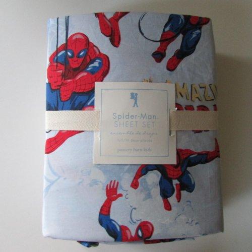 Spiderman Bedding Set 9592 front