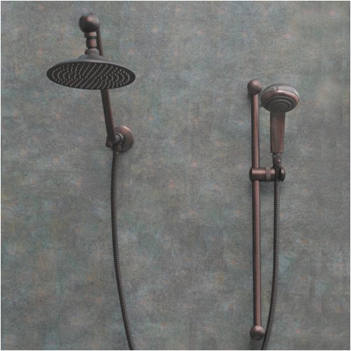 Shower Head Combo Bronze Hotdeals