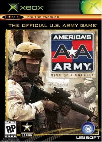America's Army: Rise of a Soldier / Game by UBI Soft (Americas Army Rise Of A Soldier compare prices)