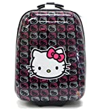 Hello Kitty Suitcase (Pink / White Hello Kitty Face)